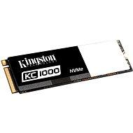 Kingston KC1000 480GB - SSD meghajtó