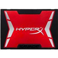 Kingston HyperX SSD 240 gigabájt Savage - SSD meghajtó
