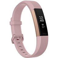 """Fitbit Alta HR Rózsaszín/Arany, """"S"""" méret - Okoskarkötő"""