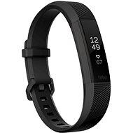 Fitbit Alta HR Black Gunmetal Large - Okoskarkötő