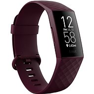 Fitbit Charge 4 (NFC) - Rosewood/Rosewood - Okoskarkötő