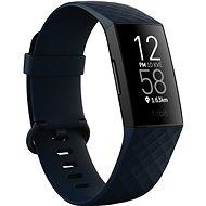 Fitbit Charge 4 (NFC) - Viharkék / Fekete - Okoskarkötő