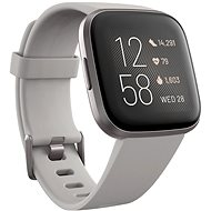 Fitbit Versa 2 (NFC) - Stone/Mist Grey - Okosóra