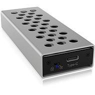 ICY BOX IB-1825M-C31 External Type-C enclosure for M.2 NVMe SSD - Külső merevlemez ház