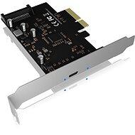 ICY BOX IB-PCI1901-C32 USB Type-C PCIe vezérlő kártya - Bővítőkártya
