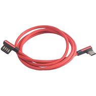 AKASA A típusú USB-ről C típusúra - töltő és szinkronizáló kábel / AK-CBUB40-10RD - Adatkábel