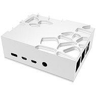 AKASA - Gem Pi 4 alumínium ház Raspberry Pi 4 modellhez B / A-RA09-M1S - Számítógépház