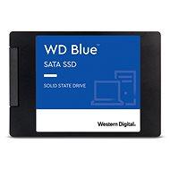 """WD Blue 3D SSD NAND 500GB 2.5"""" - SSD meghajtó"""