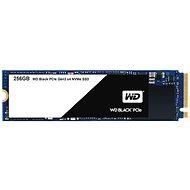 WD Black PCIe SSD 256GB - SSD meghajtó
