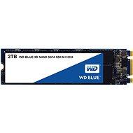 WD Blue 3D NAND SSD 2TB M.2 - SSD meghajtó