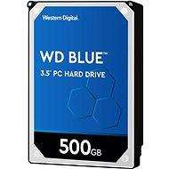 WD Blue 500GB WD5000AZLX - Merevlemez