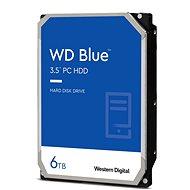 WD Blue 6TB - Merevlemez