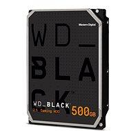 WD Black 500GB - Merevlemez