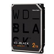 WD Black 2TB - Merevlemez