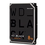 WD Black 8TB - Merevlemez