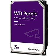 WD Purple 3TB - Merevlemez