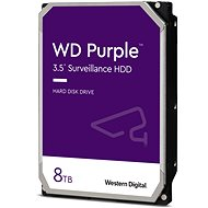 WD Purple 8TB - Merevlemez
