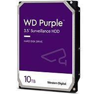 WD Purple 10TB - Merevlemez