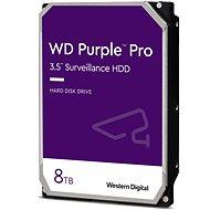 WD Purple Pro 8TB - Merevlemez