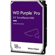 WD Purple Pro 18TB - Merevlemez