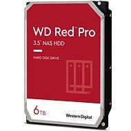 WD Red Pro 6TB - Merevlemez