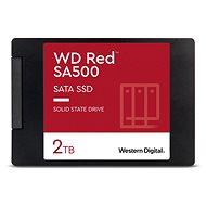 WD Red SA500 2TB - SSD meghajtó