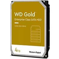 WD Gold 4TB - Merevlemez