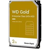 WD Gold 2TB - Merevlemez