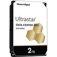 Western Digital 2TB Ultrastar DC HA210 SATA HDD - Merevlemez