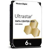 Western Digital 6TB Ultrastar DC HC310 SATA HDD - Merevlemez