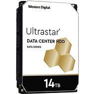Western Digital 14TB Ultrastar DC HC530 SATA HDD - Merevlemez