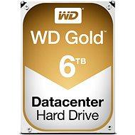 WD Gold 6TB - Merevlemez