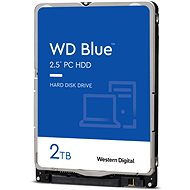 WD Blue Mobile 2 TB - Merevlemez