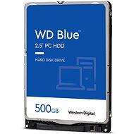 WD Blue Mobile 500GB - Merevlemez