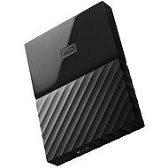 """WD 2.5"""" My Passport 1TB fekete - Külső merevlemez"""