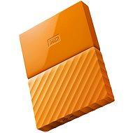 """WD 2.5"""" My Passport 1TB narancssárga - Külső merevlemez"""