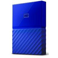 """WD 2,5"""" My Passport 2TB kék slim - Külső merevlemez"""