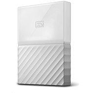 """WD 2,5"""" My Passport 2TB fehér slim - Külső merevlemez"""