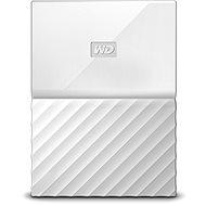 WD My Passport 2TB USB 3.0 - fehér - Külső merevlemez