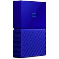 WD My Passport 4TB USB 3.0 - kék - Külső merevlemez