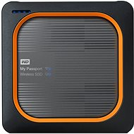 "WD 2.5"" My Passport Wireless SSD 250GB USB3.0 SD"