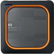 "WD 2.5"" My Passport Wireless SSD 500GB USB3.0 SD - Adattároló"