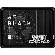 Külső merevlemez WD BLACK P10 Game drive 2TB Call of Duty: Black Ops Cold War Special Edition