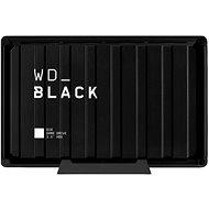WD BLACK D10 Game drive 8TB, fekete - Külső merevlemez