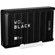 WD BLACK D10 Game drive 12TB Xbox One eszközhöz, fekete - Külső merevlemez