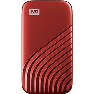 WD My Passport SSD 1 TB Red - Külső merevlemez