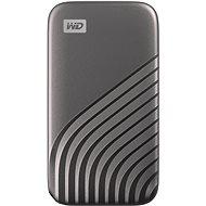 WD My Passport SSD 2TB Gray - Külső merevlemez