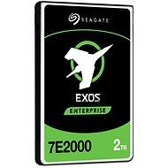 Seagate Exos 7E2000 2TB 512e SATA - Merevlemez
