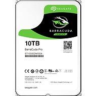 Seagate BarraCuda Pro 10TB - Merevlemez