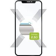 FIXED FullGlue-Cover Huawei P Smart Z, kijelzőre, fekete - Képernyővédő